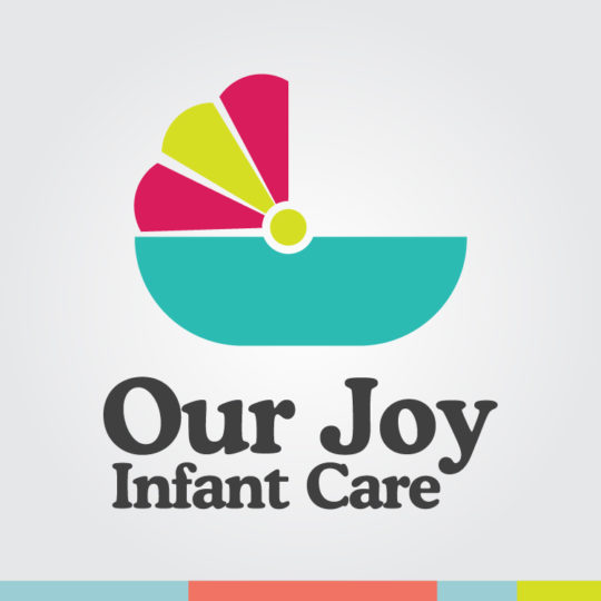 Our Joy Infant Care Logo